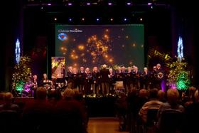 Bild: Adventskonzert mit dem Lüneburger Shanty-Chor