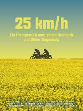 Bild: 25 km/h - Westfälisches Landestheater