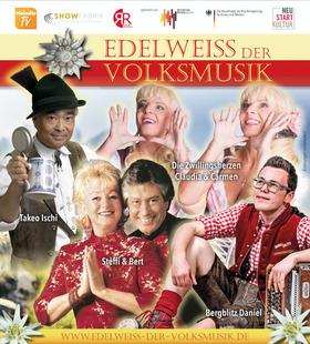 Bild: Edelweiss der Volksmusik