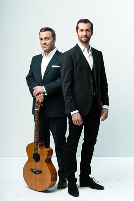 Bild: Open Air: Stefan Leonhardsberger & Martin Schmid - Die Leonhardsberger & Schmid Show
