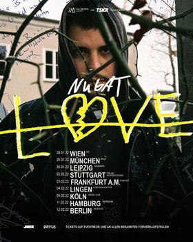 Bild: Nugat - LOVE -Tour