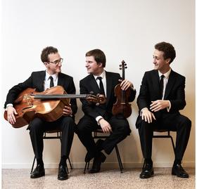 Bild: Busch Trio  – Klaviertrio
