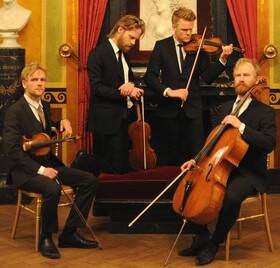 Bild: Danish String Quartet and Friends - Danish String Quartet and Friends