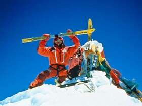 Bild: Hans Kammerlander - Vom Nordpol bis zum Mount Everest