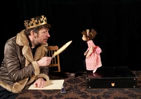 Theater Zitadelle / Theater Anna Rampe: Bei Vollmond spricht man nicht