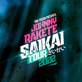 Bild: JOHNNY RAKETE - SAIKAI Tour 2022