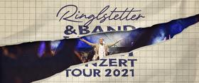 Bild: RINGLSTETTER & Band                     Heile Welt - Tour 2021