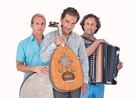 Rabih Abou-Khalil Trio - Jazz
