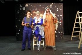 Bild: Die drei Wünsche - Kinder- und Jugendtheater