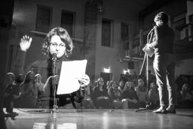 Bild: Poetry Slam - wie früher