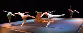 Tanztheatercompagnie Theater Ulm: COMPANY AND FRIENDS