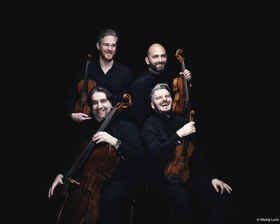 Bild: Quartetto di Cremona & Eckart Runge