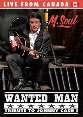 Bild: M.Soul - Wanted Man – Auf den Spuren von Johnny Cash