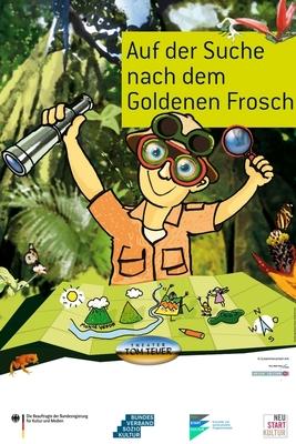 Bild: Kindertheater: Auf der Suche nach dem goldenen Frosch