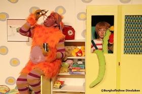 Bild: Zottelkralle - Kinder- und Jugendtheater