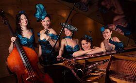 Bild: Dresdner Salon-Damen: Musik der 20er, 30er und 40er Jahre