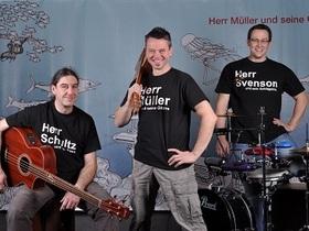Bild: Herr Müller und seine Gitarre