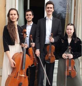 Bild: Parzival Quartett - Musik für Streichquartett