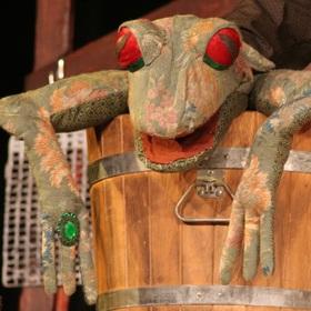 Bild: Der Froschkönig - 15 Uhr Vorstellung