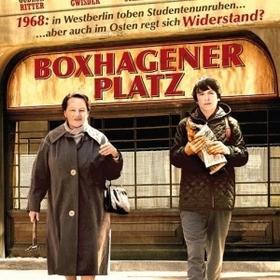Bild: Boxhagener Platz  - Interkommunaler Kinosommer 2021