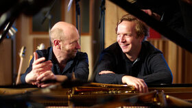 piano piano: Edgar Knecht (p) & Frederik Köster (tp, flh)