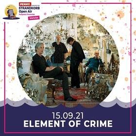 Bild: Element Of Crime - Strandkorb Open Air 2021