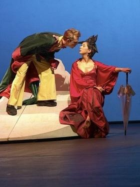Bild: Le petit prince - d'après Antoine de Saint-Exupéry \ En français Gaspard Legendre Regie TNT Theatre