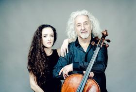 Bild: Mischa Maisky – Violoncello, Lily Maisky – Klavier (Wiederholung)