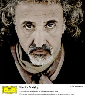 Bild: Mischa Maisky – Violoncello, Kuss Quartett – Streichquartett (Wiederholung)