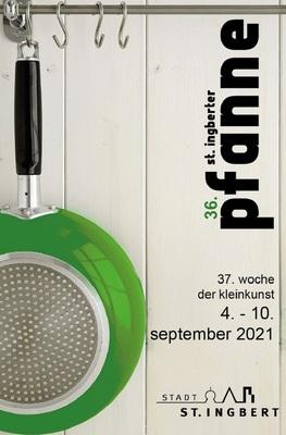 Bild: 37. Woche der Kleinkunst - 36. St. Ingberter Pfanne - St. Ingberter Pfanne 2021 - Preisverleihung