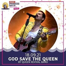 Bild: God Save The Queen - Strandkorb Open Air 2021