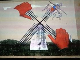 Bild: Don Quichotte – ein Spiel