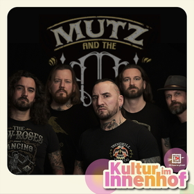 Bild: Kultur im Innenhof: Mutz & The Blackeyed Banditz