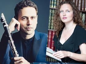 Bild: Thorsten Johanns & Diana Ketler präsentieren Robert Schumann, Claude Debussy, Camille Saint-Saëns u.a.