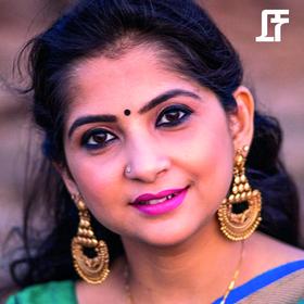 Bild: Klassischer indischer Gesang: Kaushiki Chakraborty