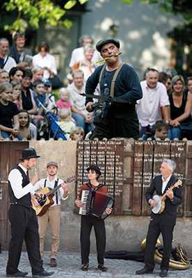 Bild: Knäcke | Bernadino Street Band