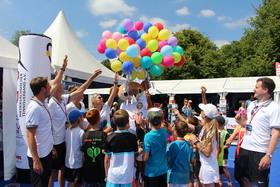 Bild: Sparkassen OPEN Samstag Tagesticket: Pre-Opening & Sport Thieme präsentiert den Kids Day powered by TNB