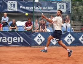 Bild: Sparkassen OPEN Freitag Tagesticket: Halbfinals Einzel und Doppel