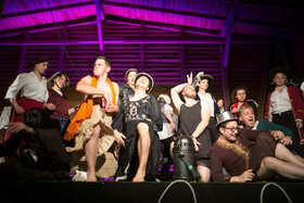 Bild: Oper in der Scheune - mit Solisten des Internationalen Opernkurses 2021