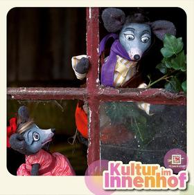 Bild: Kultur im Innenhof: Frederick, eine fantastische Mäusegeschichte! - gespielt vom Kindertheater Luftundleo aus Bremen