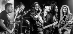 Bild: CoverSnake - Livestream - A tribute to Whitesnake
