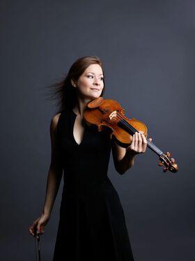 Bild: Arabella Steinbacher, Württembergisches Kammerorchester & Daniel Beyer