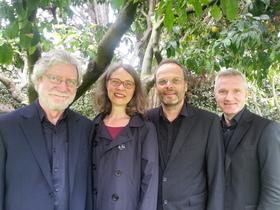Bild: Kammermusik jüdischer Komponisten - von dem Diplomatischen Streichquartett Berlin