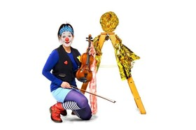 Bild: Prignitz-Ruppiner-Komödienfestival  - 12. Schöller-Festspiele 2021 - Grillina und die Ameisen - Theater für Kinder