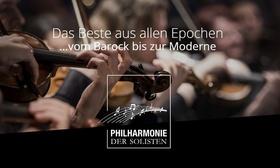 VIVALDI -Die Vier Jahreszeiten - Philharmonie der Solisten-