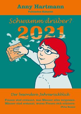 Bild: Anny Hartmann - Schwamm drüber? Das (ALLER)Letzte zum Schluss!