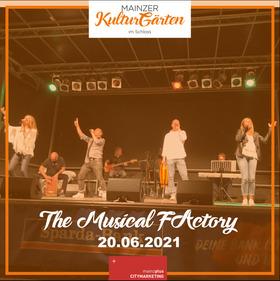 Bild: Mainzer KulturGärten im Schloss - The Musical Factory