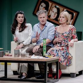 Bild: Eine Stunde Ruhe - Komödie von Florian Zeller, aus dem Französischen von Annette und Paul Bäcker