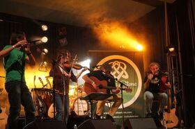 Bild: Irish Folk Night Mit Colludie Stone - Irish Folk Night
