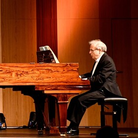 Bild: Podium Junge Musik: Klavierabend